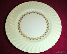 "Minton (Gold Cheviot) 10 5/8"" DINNER PLATE GUC"