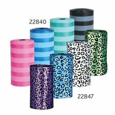 Dog Poop Bags On A Roll Leopard Print (22847)