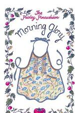 Morning Glory Apron pattern by the Paisley Pincushion all sizes included
