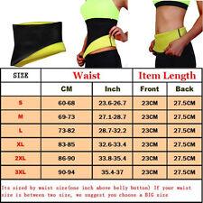 Xtreme Belt Hot Power Slimming Yoga Body Shaper Waist Trainer Trimmer Sport Gym