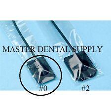 "5000 Dental X-Ray Digital Sensor Cover Sleeves #0 Size 1 3/8"" X 8"" SMALL*10Boxes"