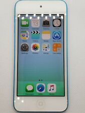 New ListingApple iPod Touch 5th Generation Blue (16Gb) Mp3 Player - new battery
