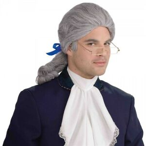 Historical Wig Costume Accessory Adult Halloween