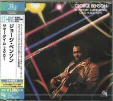 GEORGE BENSON-IN CONCERT-CARNEGIE HALL-JAPAN HQCD C94