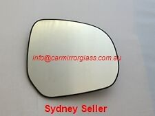 RIGHT DRIVER SIDE OPEL AGILA 2008 onward MIRROR GLASS WITH BASE