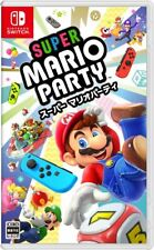 Super Mario Party Nintendo Switch Japan/Eng./Spanish/French/Other Tracking NEW