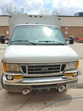 2006 Ford E-350 6.0L V8 Diesel Ambulance