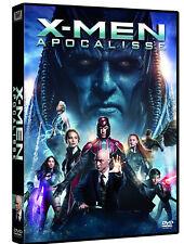 X-MEN APOCALISSE (DVD) Jennifer Lawrence, James McAvoy, Michael Fassbender