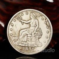 Göttin alt im Gott vertrauen wir runder Eisen Gedenkmünzen Münzen Sammlung Hot.