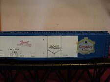 """Athearn HO Gauge  Boxcar """" Country Club """"vintage 1970  7 """" in length used no box"""