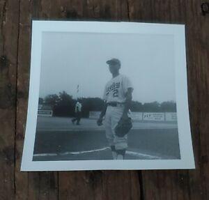 Original B&W Minor League Baseball Photo 1965 Arkansas Travelers Bobby Lucas