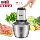 2.8 L Electric Automatic Meat Grinder Household Mincer Chopper Food Processor photo
