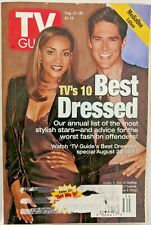 Tv Guide Magazine August 22-28, 1998 Tv's 10 Best Dressed-Thomas Gibson-M245