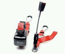 Solo rear webbing tie down wheelchair straps unwin karabiner new seatbelt