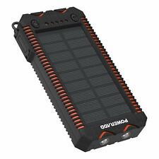 Chargeur Solaire portable Poweradd Batterie Externe 12000mah ...