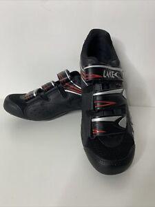 Lake Women Size 6 US 37 EUR CX160 Black Cycling Shoes