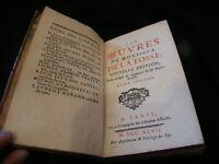 Les oeuvres de monsieur de la Fosse tome 2 poesies 1747 Coresus Calirrhoé