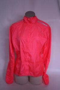 New Endura Pakajak Women's Jacket Pink Cycling XS Bike Lightweight Windproof