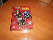 THE IMMORTAL-3 DISCS DVD BOX/PAL/280 MIN RUN TIME-SEALED-GREEK SUB DVD-CD-lot 21