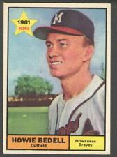 1961 Topps #353 Howie Bedell