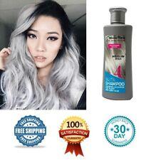 BLOND TIME SILVER SHAMPOO WITH ANTI YELLOW EFFECT 150ml for blond and grey hair