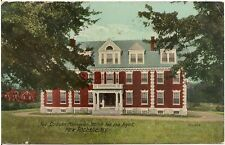 Colburn Memorial Home for the Aged in New Rochelle NY Postcard 1911