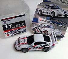 Carrera Cup Porsche #11 Excellence Pull Back Penny Racer Collectible 1/72 Wonda