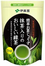 Itoen Kantan Ocha Jozu Green Tea w/matcha 1kg Japan Import