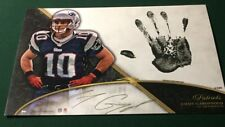 2014 Topps Triple Threads JIMMY GAROPPOLO  AUTO Hand Stamped  /34 INVESTOR 49ers