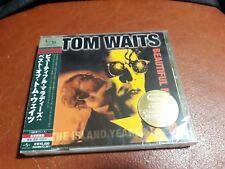Tom Waits - Beautiful Maladies : The Island Years Japanese SHM CD / Sealed!