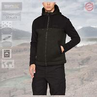 Regatta Mens 510 GSM Hooded Heavyweight Full Zip Fleece Jacket  - New - RRP £80