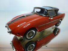 ABC BRIANZA 221 FIAT 8V DEMON ROUGE 1953 - RED 1:43 - EXCELLENT - 24