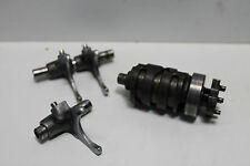 YAMAHA YZ250J 1982 GEAR SHIFT CAM ASSEMBLEY AND SHIFT FORKS WILL FIT SIMILAR