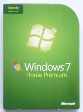 Microsoft Windows 7 Home Premium - Upgrade/Update von XP oder Vista- 32+64 Bit -