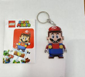 Lego Super Mario Keyring Promo 10008016 BNIP