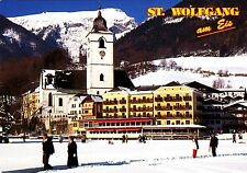 "St. Wolgang ""am Eis"" , Ansichtskarte"