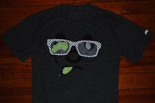 "Men's TrukFit Gray ""Bear Face"" Graphic T-shirt (Medium)"