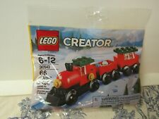 "Vtg. LEGO ""Creator"" Train in Package"