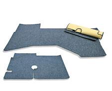 Wohnmobil Teppich innen nach Schablone zuschneiden und ketteln Maß ca. 200x150cm