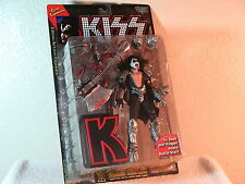 KISS GENE SIMMONS 7 INCH ACTION FIGURE IN BOX 1997 McFarland Toys