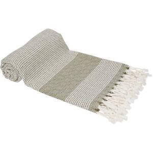 %100 COTTON Peshtemal Turkish Bath Beach Gym Sauna Yoga Genuine Handwoven Towel