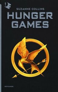 Hunger Games 1st book Italian edition