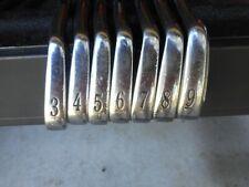Titleist 690 CB Forged Iron Set 3-9 Stiff