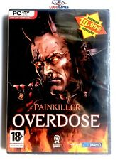 Painkiller Overdose PC Nuevo Precintado Videogame Videojuego Sealed New SPA