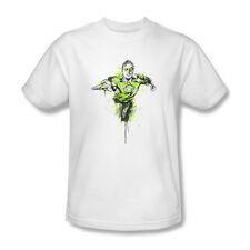Green Lantern T-shirt Color Splash DC comics book superhero cotton tee GL312