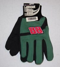 ADULTS DALE EARNHARDT JR. #88 NASCAR ALL PURPOSE/UTILITY WORK GLOVES