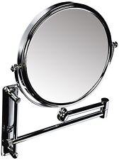 10x exlarge extending magnifying bathroom make up shaving wall vanity mirror