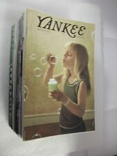 Lot of 13 Yankee Magazines - Back Issues from the 1970's
