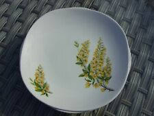 Vintage 1960's J & G Meakin Tea Plates / Side Plates x 6