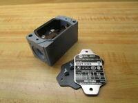 Allen Bradley 802T-HW2 Limit Switch 802THW2